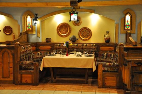 Ресторан Бакинский бульвар  - фотография 11