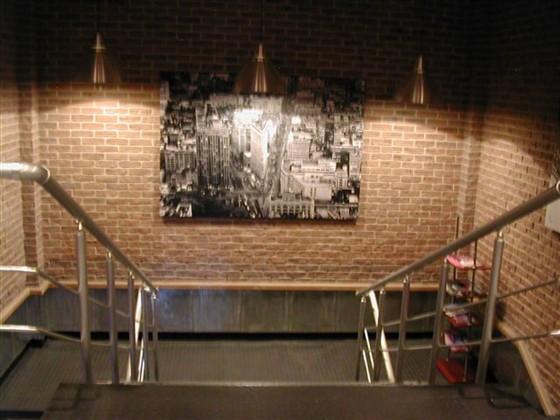 Ресторан Еврогриль - фотография 9 - Вход