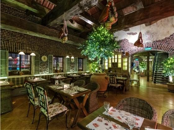 Ресторан Villa della pasta - фотография 9