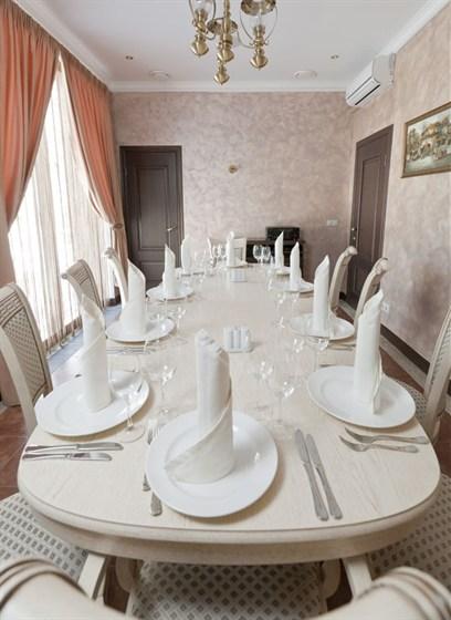Ресторан Шатили - фотография 9 - VIP кабинет