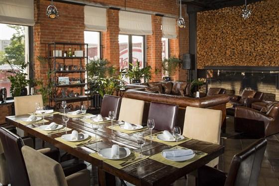 Ресторан Октябрь Event Hall - фотография 8