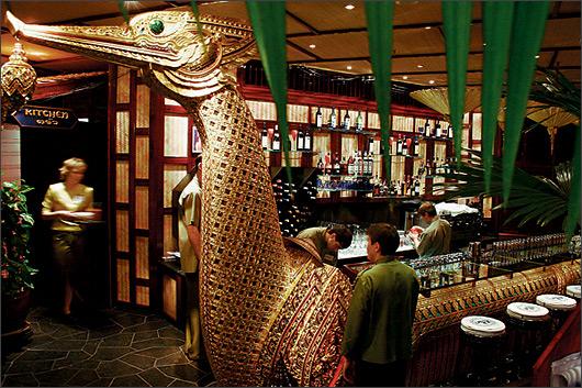 Ресторан Blue Elephant - фотография 3