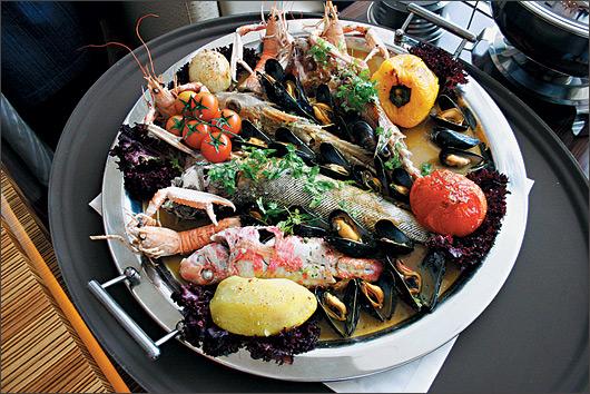 Ресторан Буйабес - фотография 21