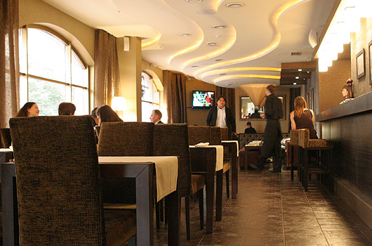 Ресторан Laff - фотография 4