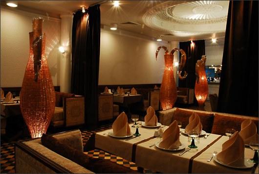 Ресторан Marjani - фотография 3