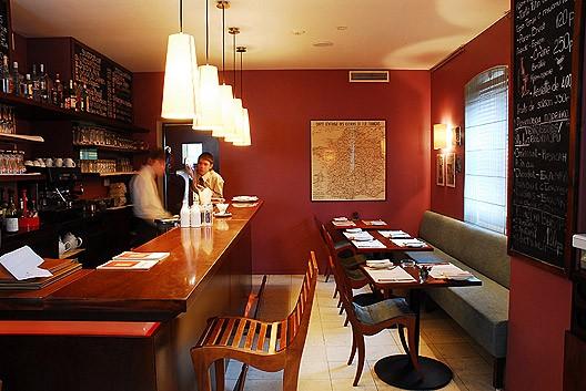 Ресторан Carre Blanc - фотография 8