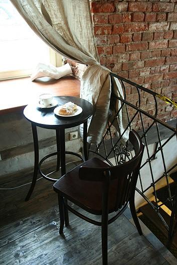 Ресторан Кафе Студии Артемия Лебедева - фотография 16