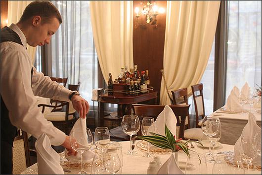 Ресторан La Voile - фотография 10