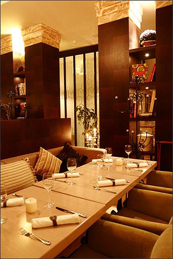 Ресторан Flamant - фотография 11