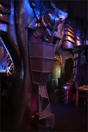 Ресторан Пришелец - фотография 2