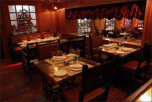 Ресторан Люмьер - фотография 17