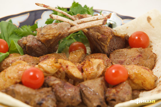 Ресторан Индабар - фотография 4