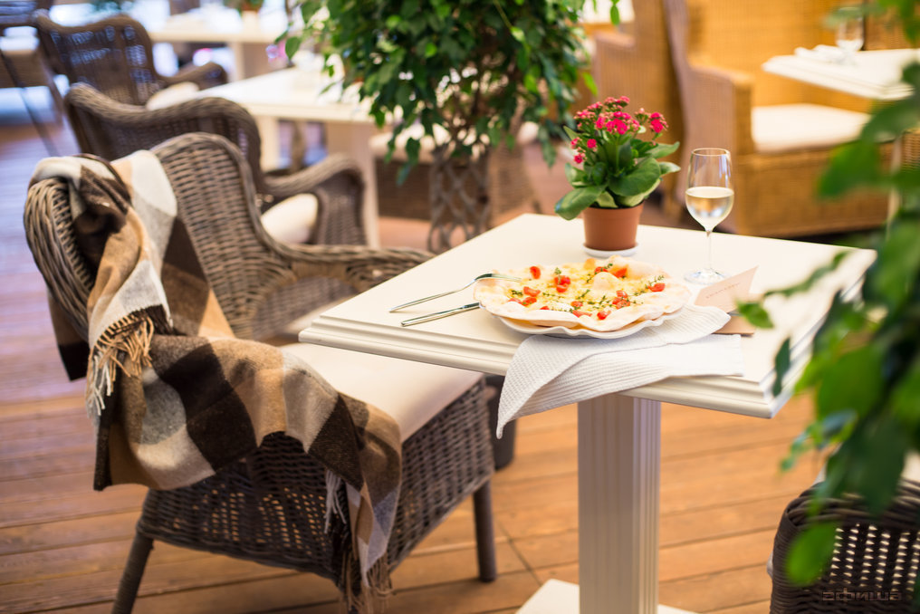 Ресторан Insolito - фотография 2