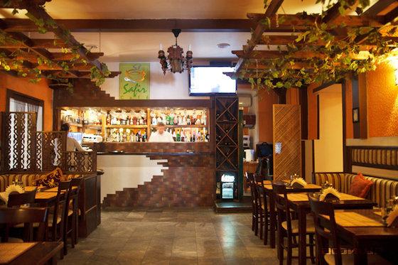 Ресторан Сафир - фотография 3