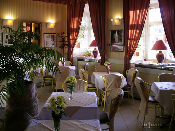 Ресторан Моцарт - фотография 1