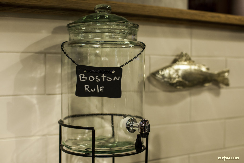 Ресторан Boston Seafood & Bar - фотография 26