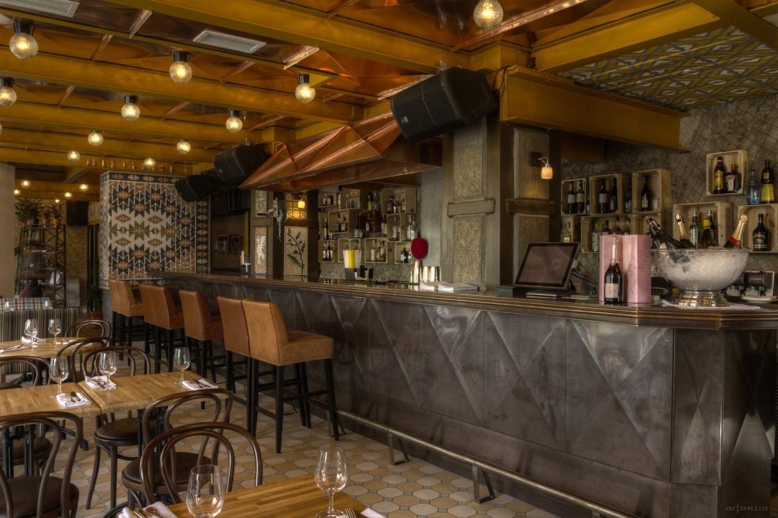 Ресторан Голубка - фотография 13