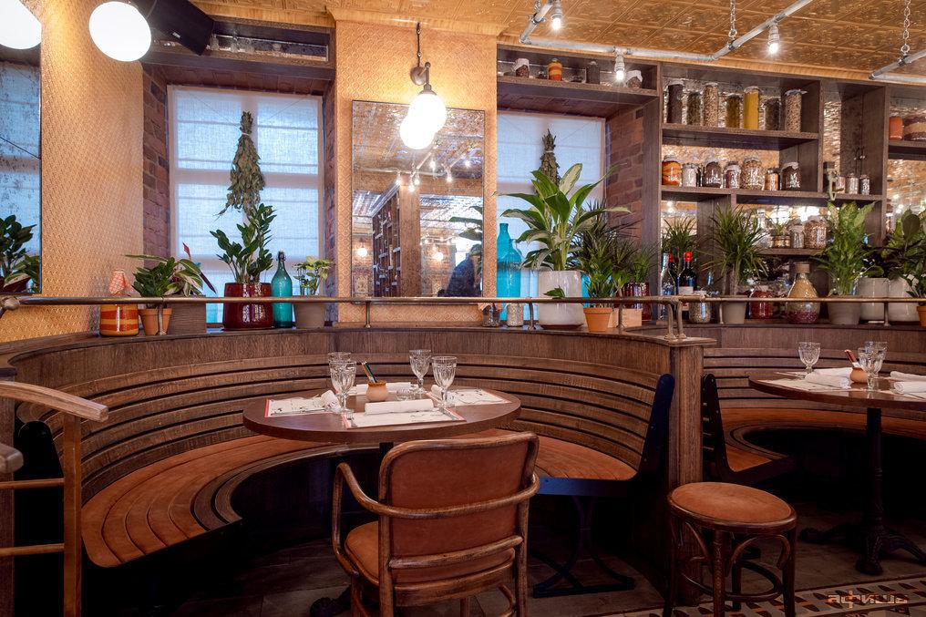 Ресторан Пряности & Радости - фотография 24
