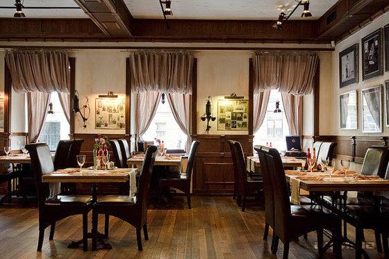 Ресторан Cabinet-Portrait - фотография 11