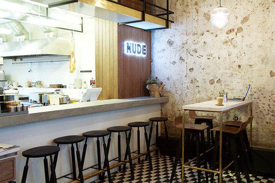 Ресторан Nude. Coffee & Wine Bar - фотография 24