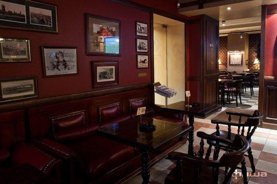 Ресторан James Cook - фотография 17