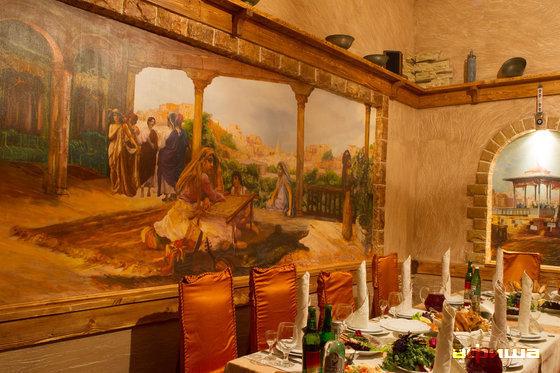 Ресторан Бакинский дворик - фотография 7