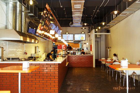 Ресторан Вот вам вок - фотография 9