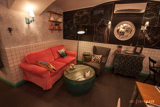 Ресторан Candies by Coffee Room - фотография 14