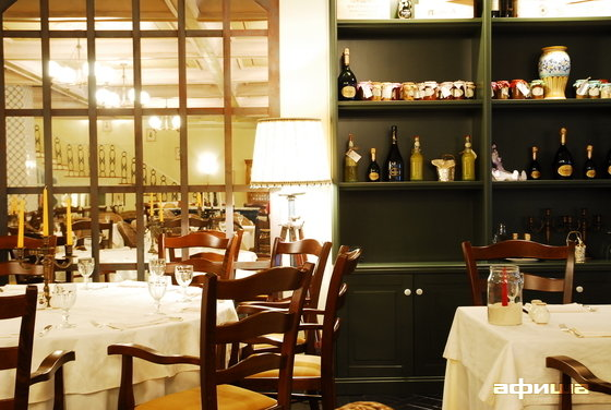 Ресторан Оливетта - фотография 21