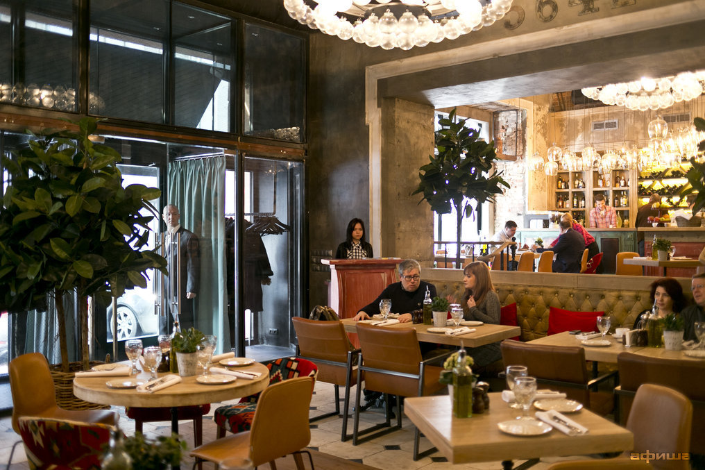 Ресторан Высота 5642 - фотография 17