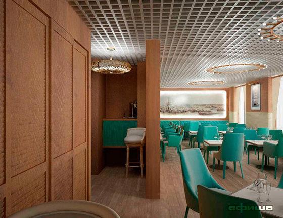 Ресторан Бригантина - фотография 4