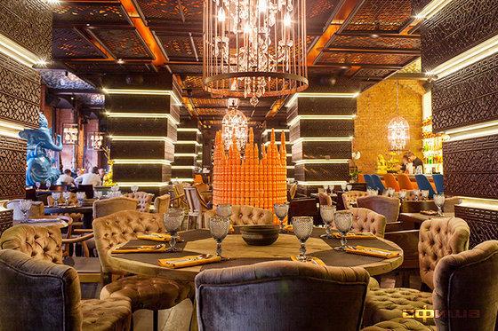 Ресторан Black Thai - фотография 12
