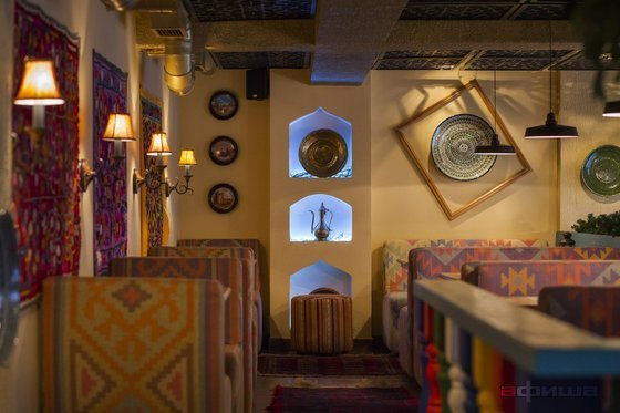Ресторан Чабрец - фотография 8