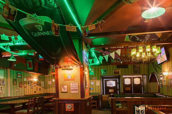 Ресторан O'Hooligans - фотография 10