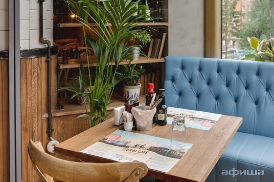 Ресторан Casual Café - фотография 15