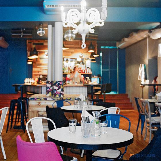 Ресторан Общество чистых тарелок - фотография 1