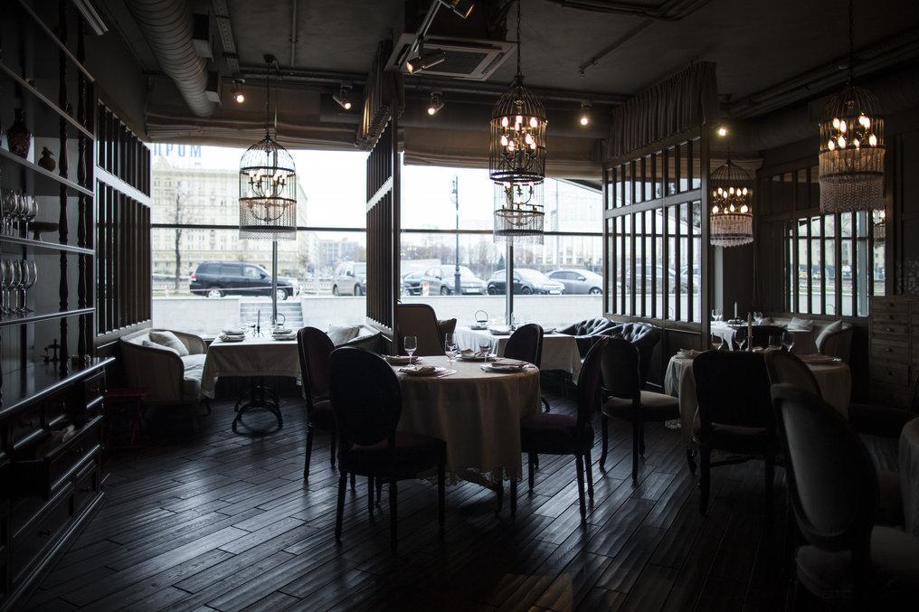 Ресторан George - фотография 8