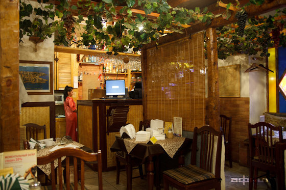Ресторан Синдбад - фотография 3