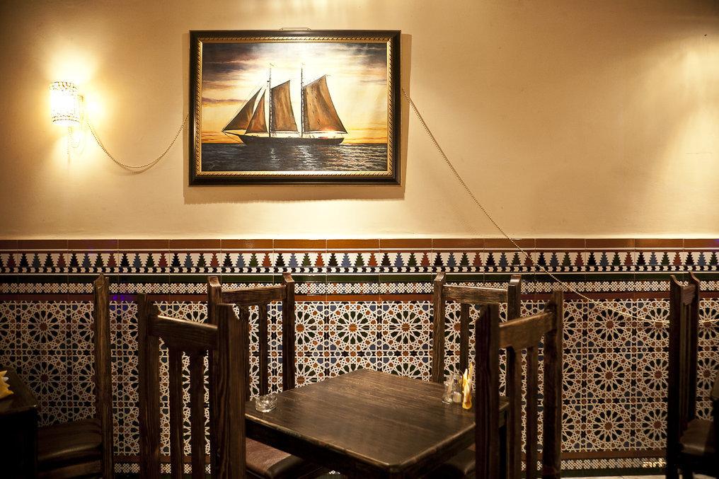 Ресторан Méditerranée - фотография 14