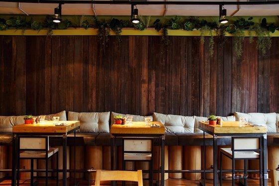 Ресторан Чугунный мост - фотография 16