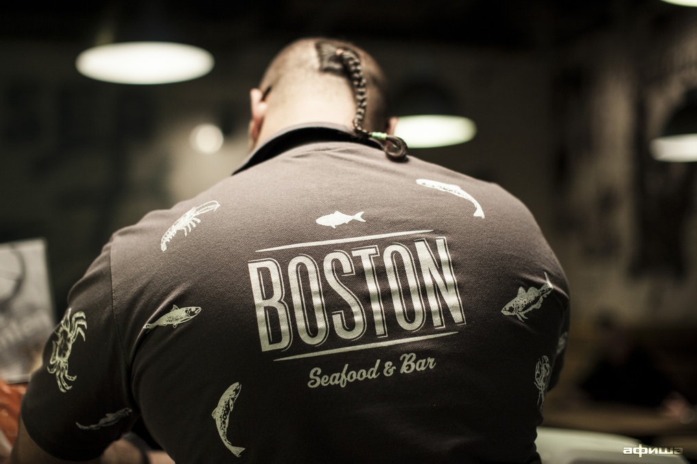 Ресторан Boston Seafood & Bar - фотография 24