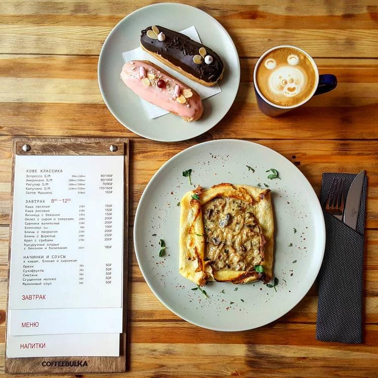 Ресторан Coffeebulka  - фотография 5