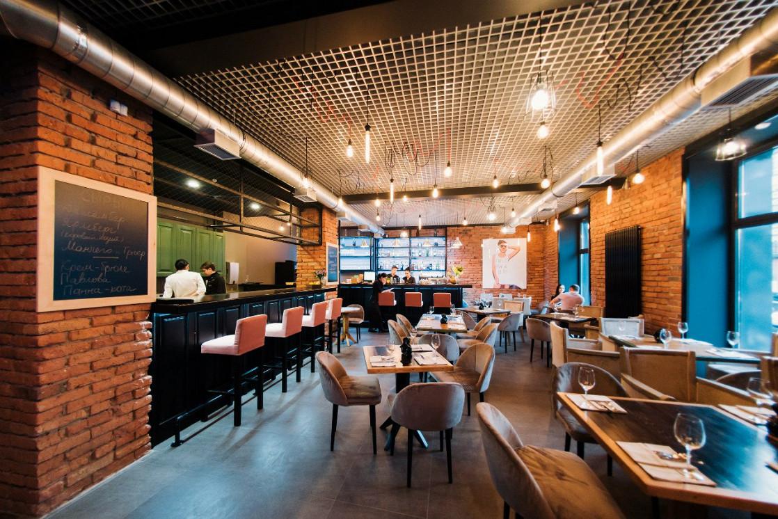 Ресторан Envy Food & Wine - фотография 8