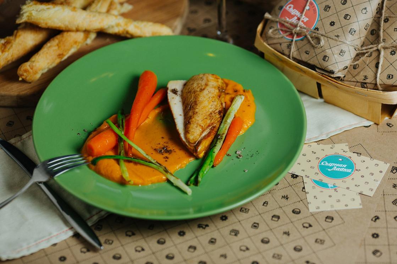 Ресторан Сырная лавка - фотография 3