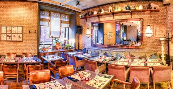 Ресторан Lookcafé - фотография 14