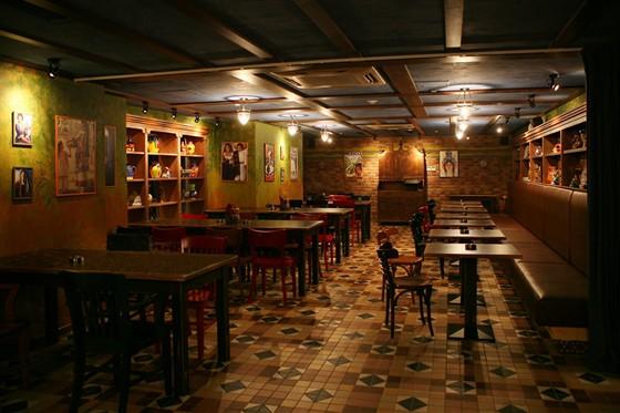Ресторан Амиго Мигель - фотография 1 - Интерьер