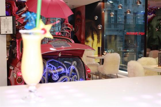 Ресторан Фреш - фотография 13 - Взрыв фантазии