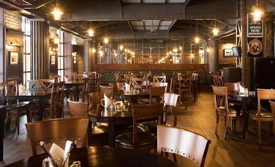 Ресторан Пивная станция - фотография 1