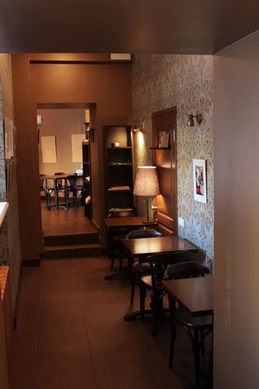 Ресторан Ex libris - фотография 1