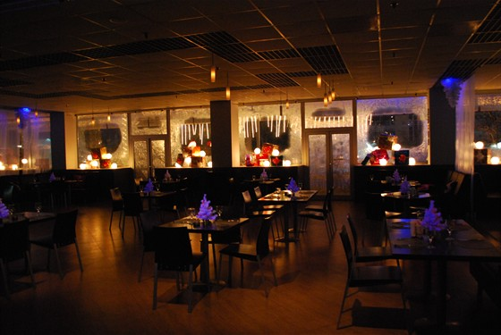 Ресторан Портал - фотография 7 - Новогодний вид